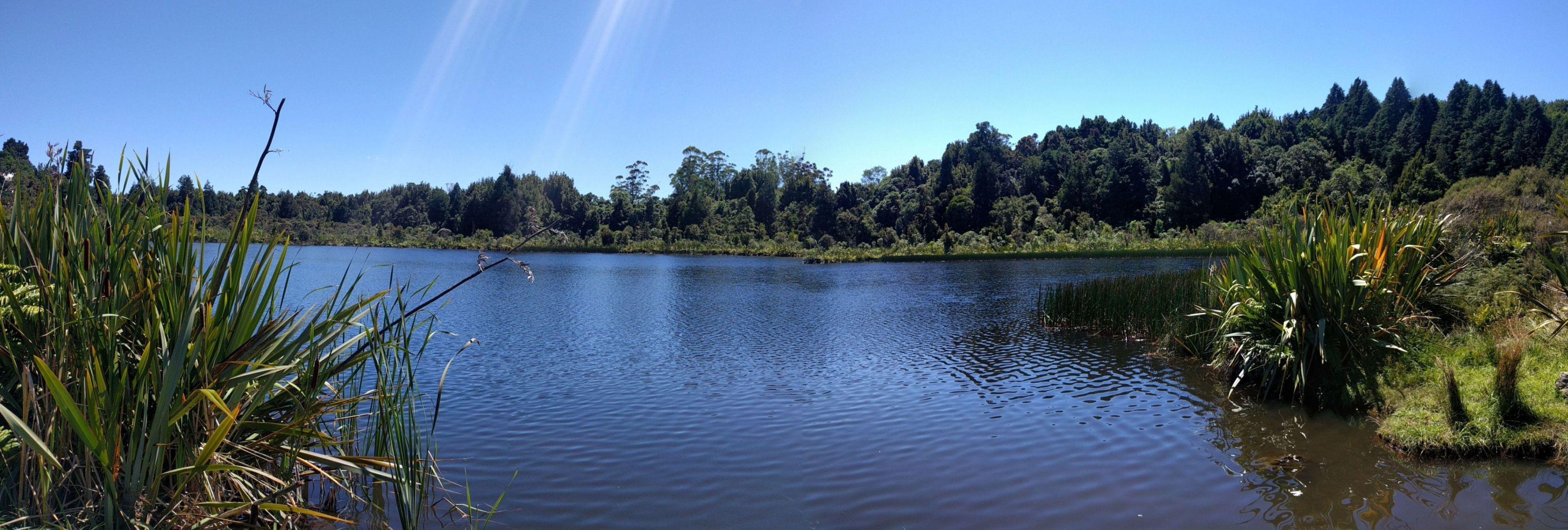 Jazero pri Okahune